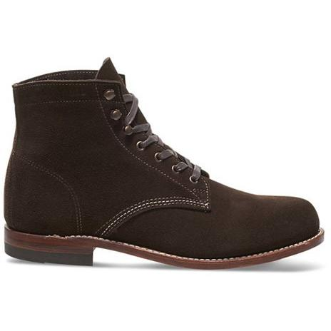 WOLVERINE Original 1000 Mile Boot BrownSuede W40093