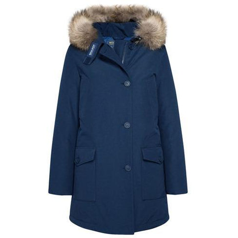Woolrich Women's Arctic Parka DF - Dark Royal WW1959