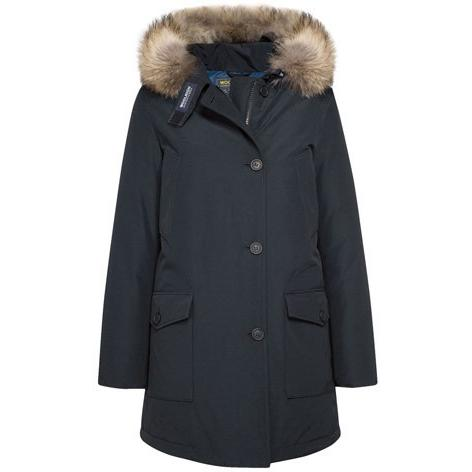 Woolrich Women's Arctic Parka DF - Dark Navy WW1959