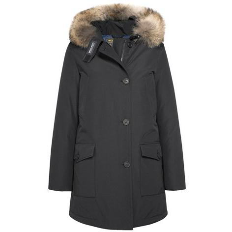 Woolrich Women's Arctic Parka DF - Faded Black WW1959