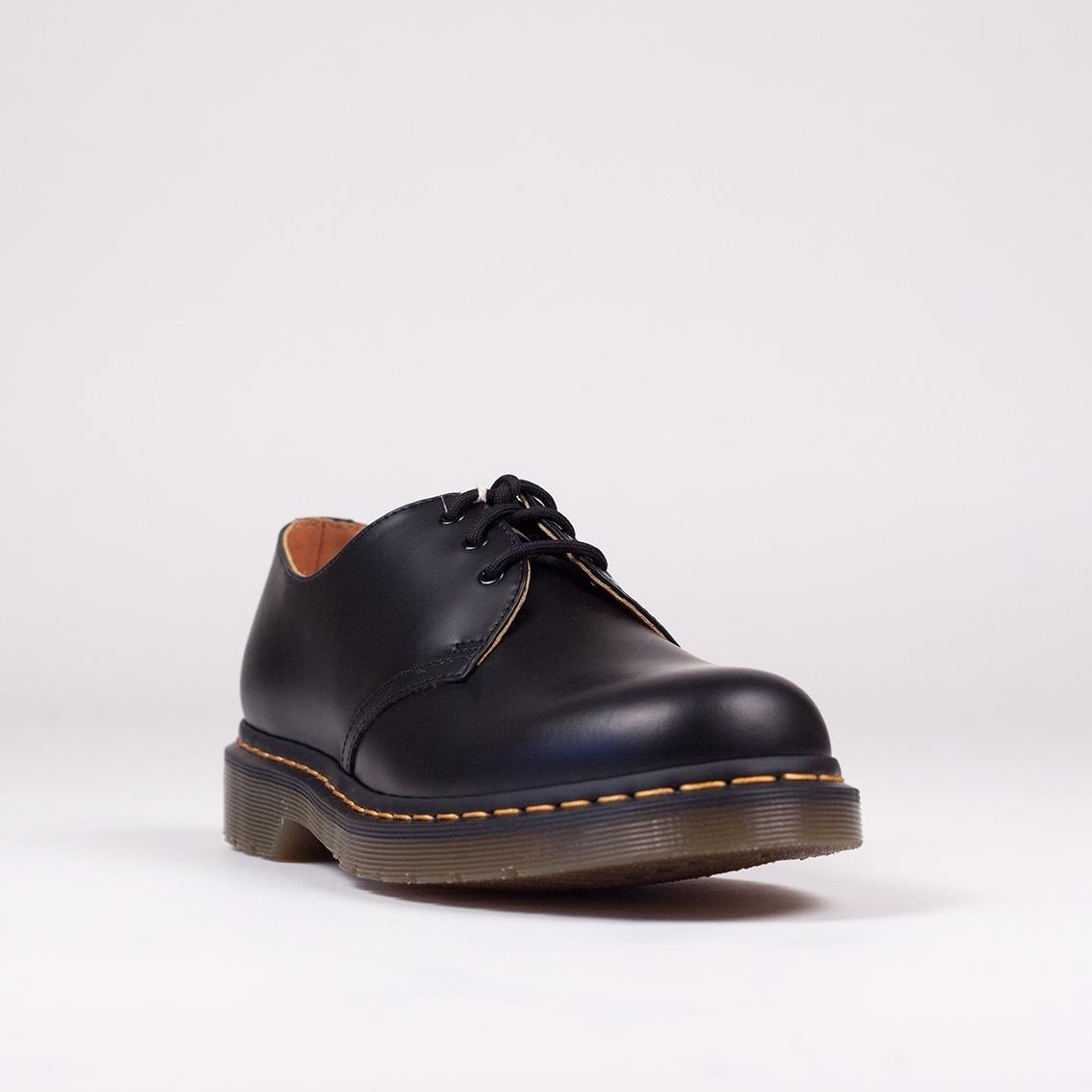 DR.MARTENS 1461 BLACK SMOOTH STYLE NO.11838002