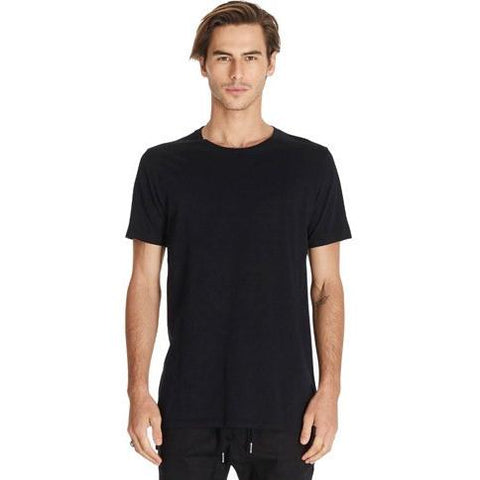 Zanerobe Flintlock Tee 152MTG Black in Black