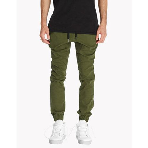 ZANEROBE Sureshot Jogger Military Green in Military Green