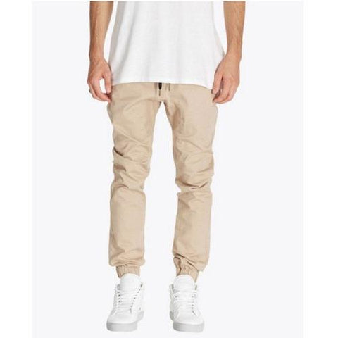 ZANEROBE Sureshot Jogger Tan in Tan