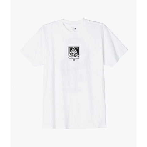 Obey 3 Face Top Pyramid White 163081621