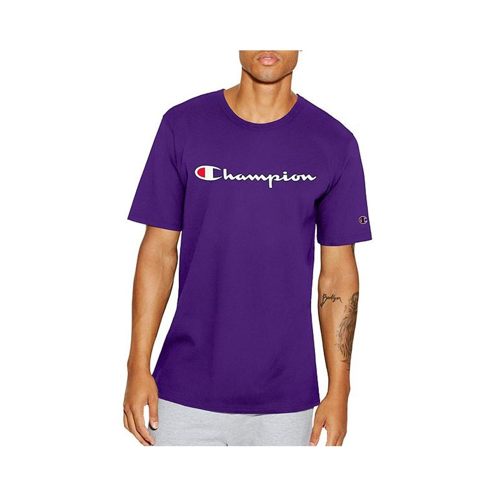 Champion Heritage Tee Purple  GT19-Y06136