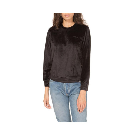 Stussy Torch Crew Neck Black 218043