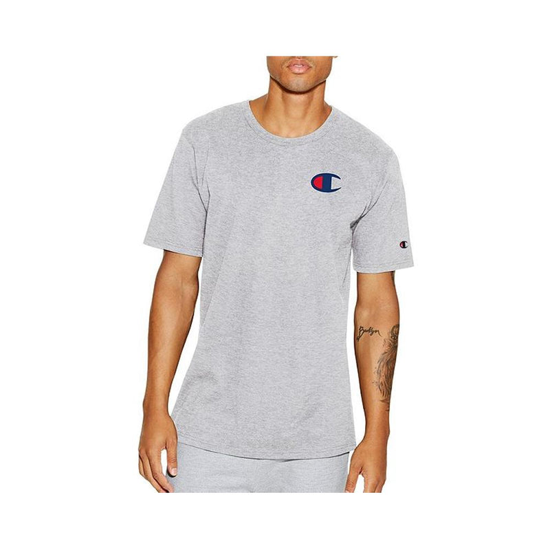 Champion Heritage Tee Oxford Grey  GT19-Y06137