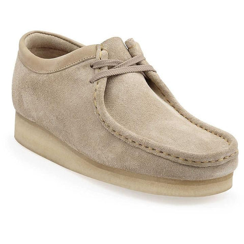 Clarks Originals Wallabee-men Sand Suede