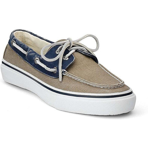 Sperry Bahama 2-Eye Navy/Taupe