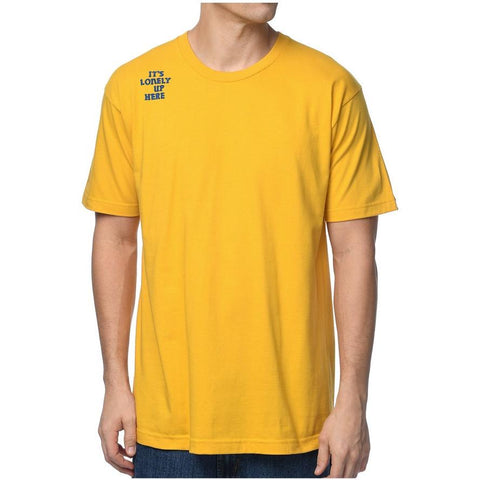 Undefeated Dead Or Alive Gold T-Shirt 5900882