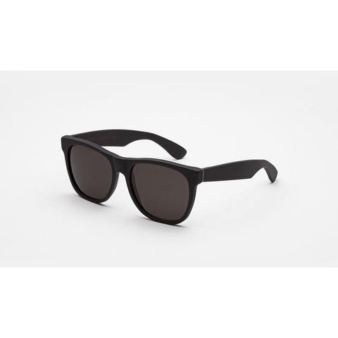 Super Sunglasses Classic Black Matte 183-1A888800