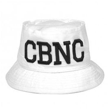CBNC Bucket Hat WHT