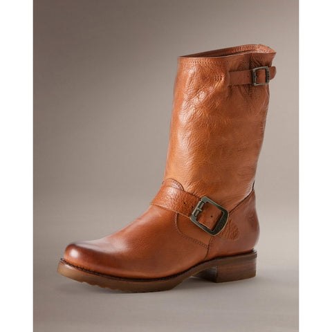 FRYE VERONICA SHORTIE-sft WHISKEY Style No: 3476509