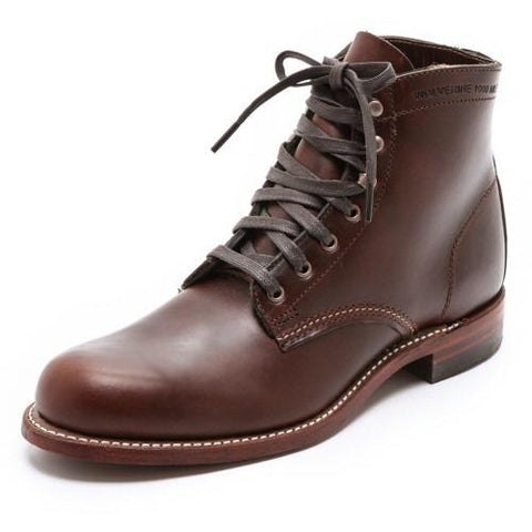 Wolverine 1000 Mile Boot BROWN W5301