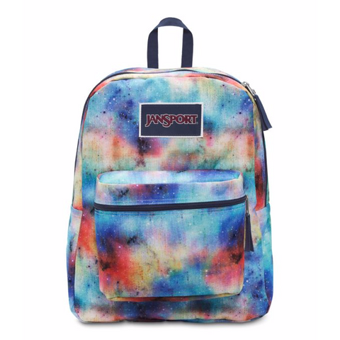 JANSPORT Superbreak Backpack Multi/Speckled Space JS00T5010UG