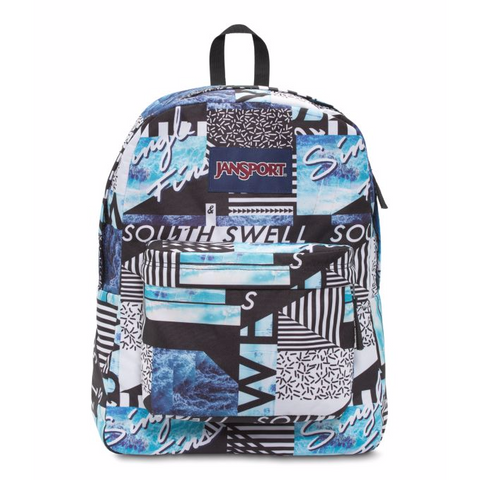 JANSPORT Superbreak Backpack Multi/SouthSwell JS00T5010WZ