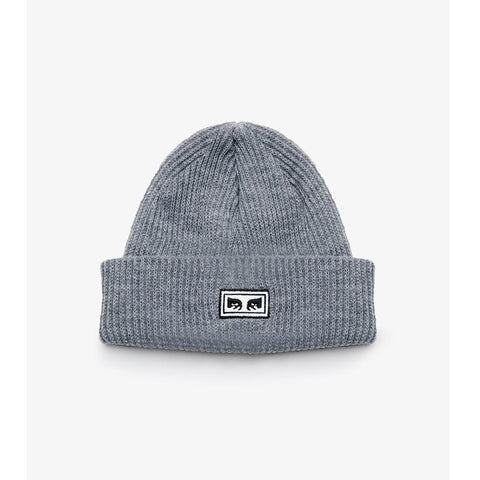 f7be9a67f79 Obey Subversion Beanie Heather grey 100030118