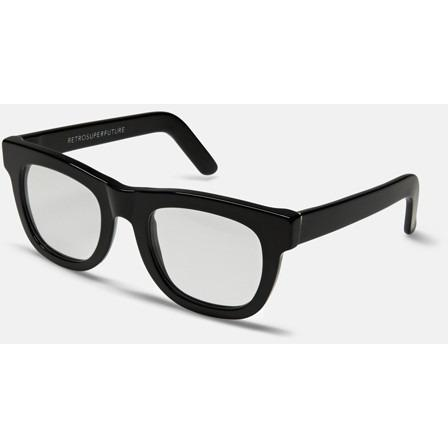 Super Glasses Ciccio Black Clear Lens 045-3A020200