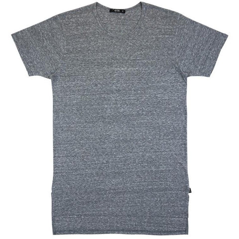 EPTM H.GREY SQ. BOTTOM TEE