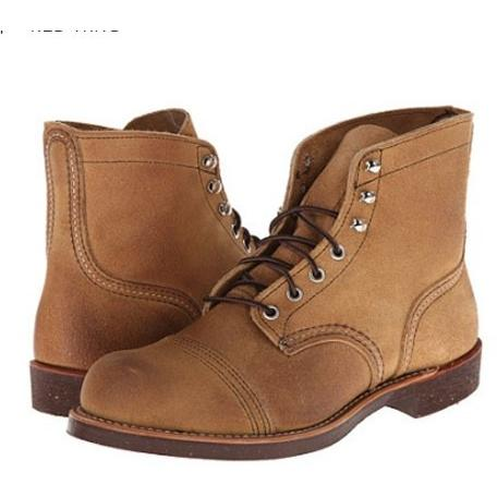 RED WING Style No. 8113 Iron Ranger