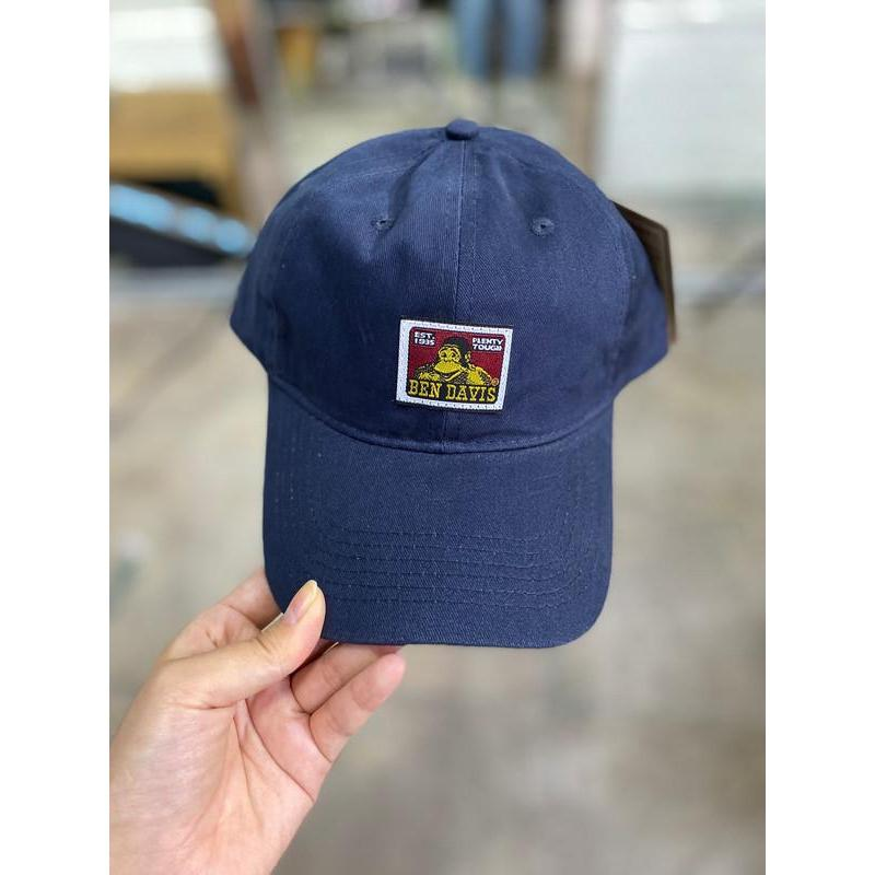 Ben Davis Cotton Twill Baseball Cap Navy 9230