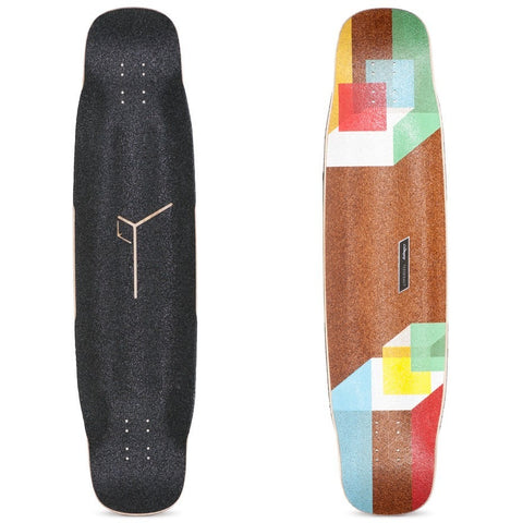 Loaded Skateboards Tesseract Deck Only - APLAZE