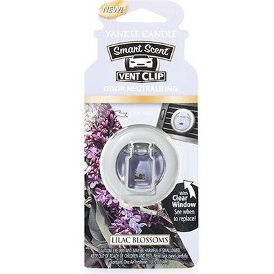 Yankee Candle Car Vent Clip - Lilac Blossoms