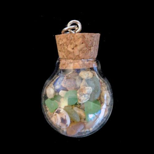 Beach in a Bottle - Large | From Mediterranean - Soul Shells