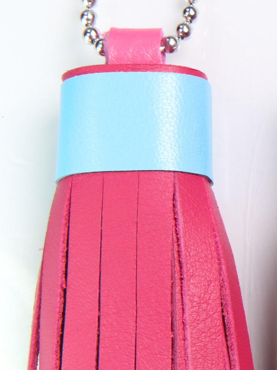 NEW! JK Leather Tassel with 30