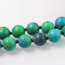 NEW! Amethyst Crystal on Chrysocolla