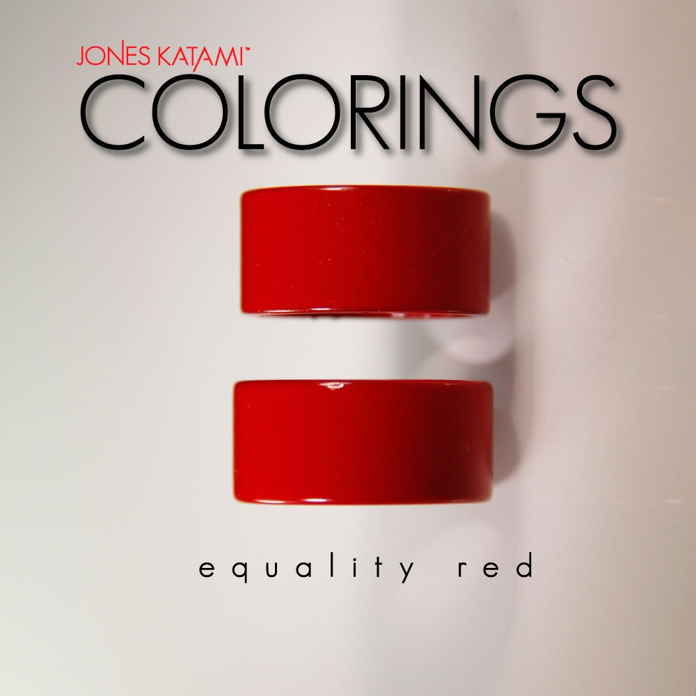 Equality Red COLORINGS