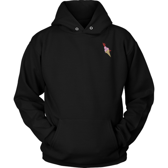 12a4991804f Gucci Mane Sauce Quote Double Sided Hoodie – In Color Apparel