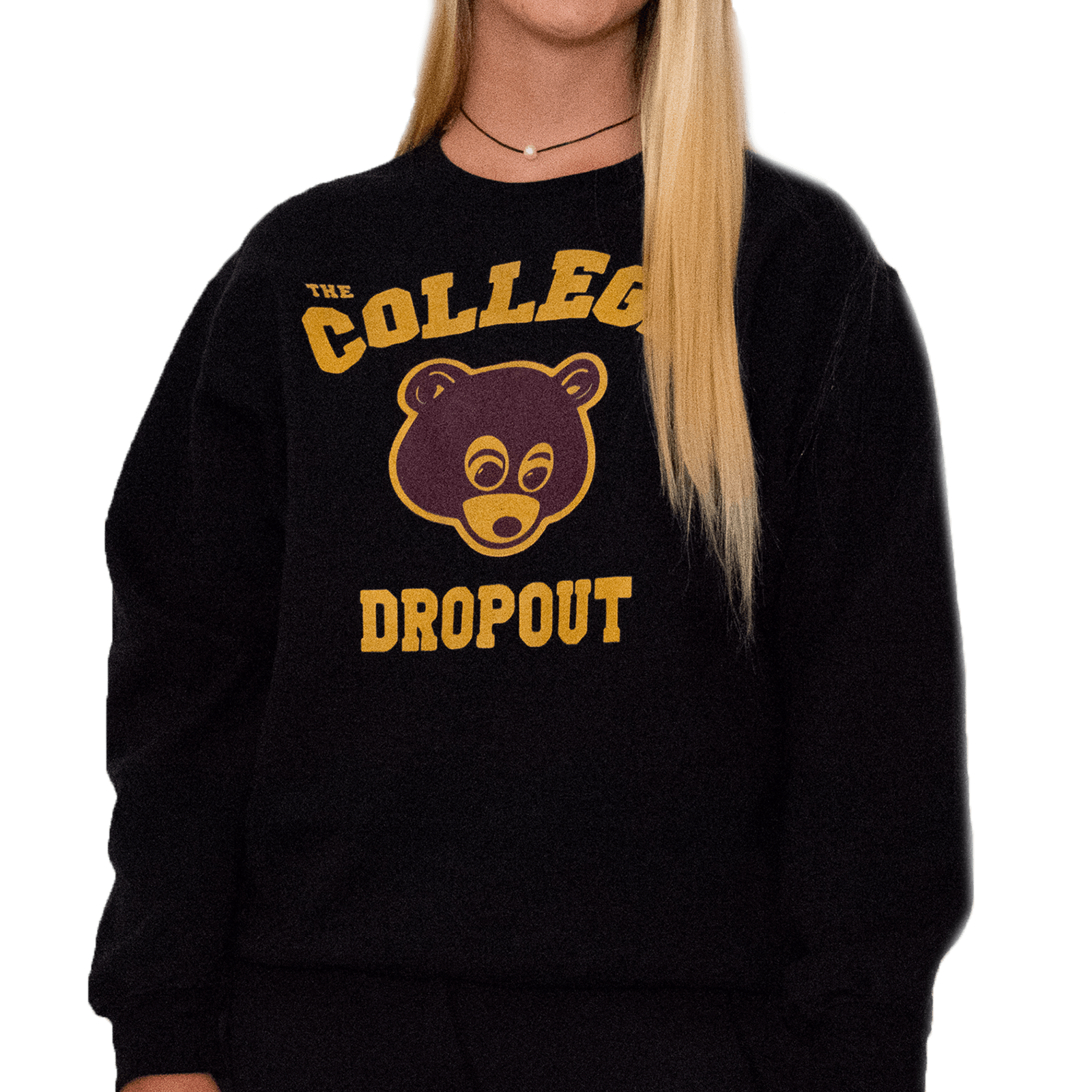 Kanye West The College Dropout Crewneck In Color Apparel