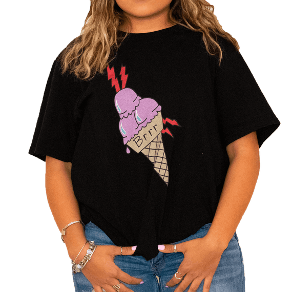 Gucci Mane Ice Cream T-Shirt - In Color Apparel