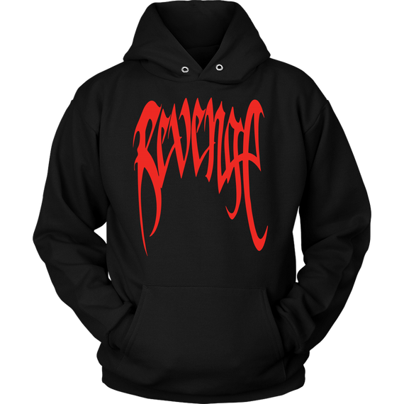 XXX TENTACION REVENGE Hoodie - In Color Apparel