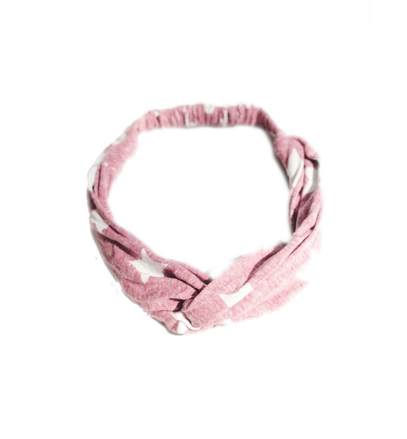 Star Cotton Headband