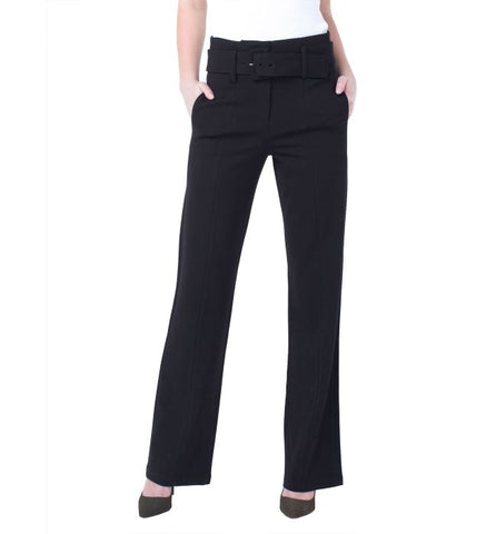 Taylor High Rise Belted Trouser
