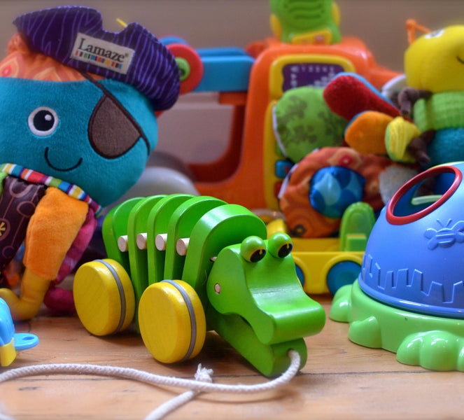 One Simple Trick to Get More from Your Child's Toys