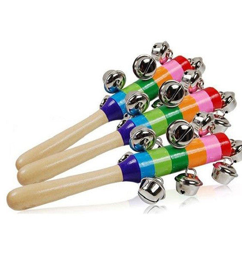 Rainbow Stick Bells