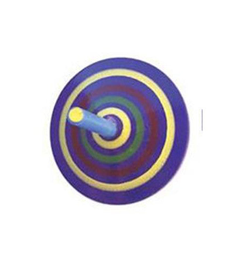 Spinning Top, Purple
