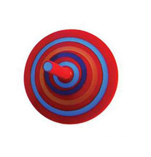 Spinning Top, Red