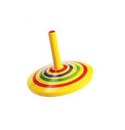 Spinning Top, Yellow