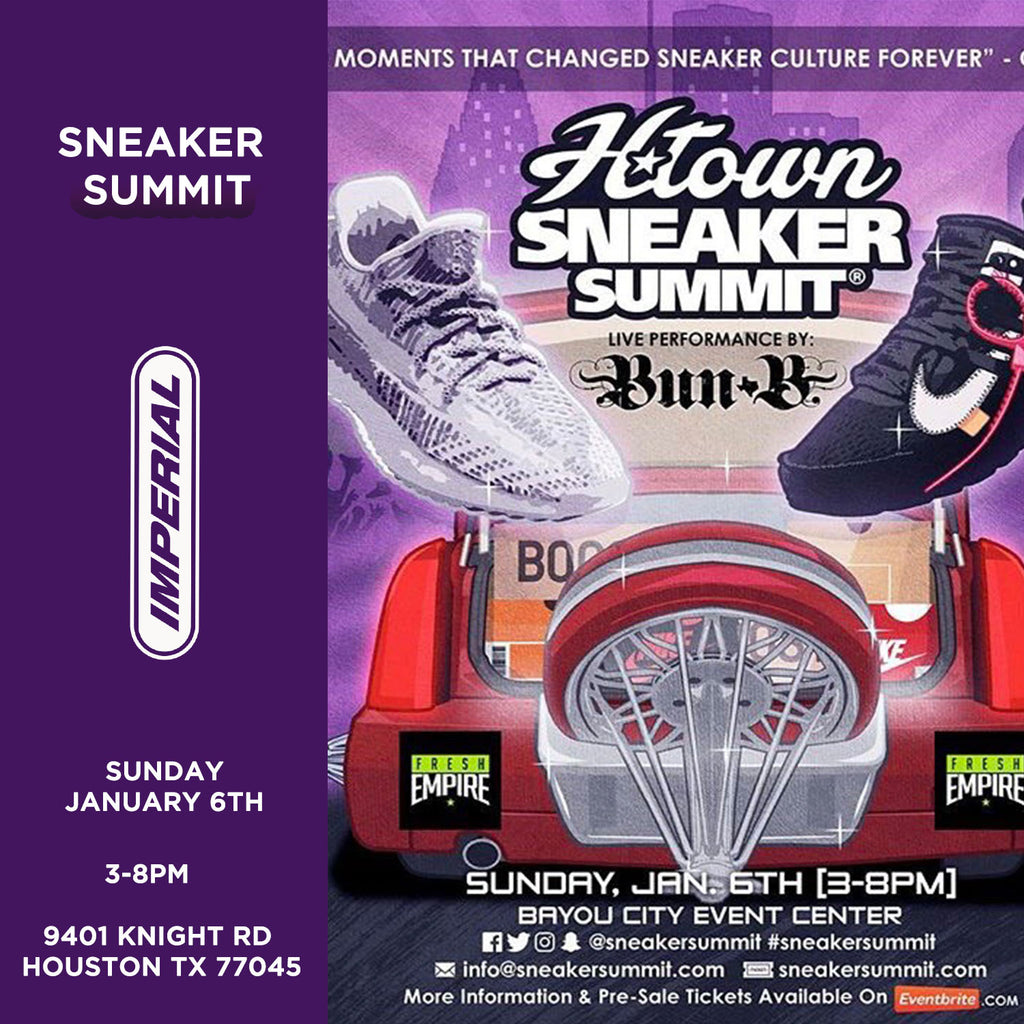 HTOWN SNEAKER SUMMIT