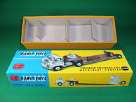 Corgi Toys. #1104 Carrimore Detachable Axle Machinery Carrier.