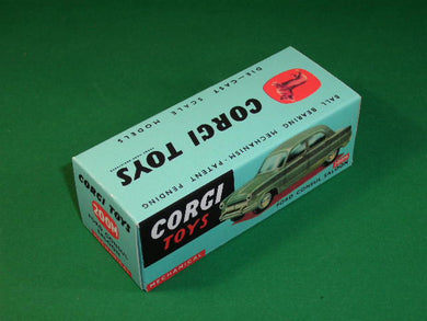 Corgi Toys #200M Ford Consul Saloon - Mechanical.