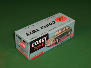 Corgi Toys #202M Morris Cowley Saloon - Mechanical.