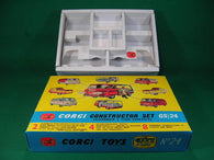 Corgi Toys. Gift Set. #24A Commer Construction Set.
