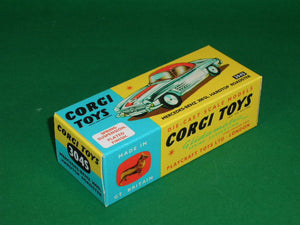 Corgi Toys #304S Mercedes 300 SL Hard Top Roadster (with suspension).