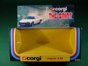 Corgi Toys #320 The 'Saint' Jaguar XJS.